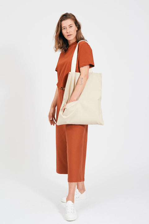 POKETTO TOTE - NATURAL