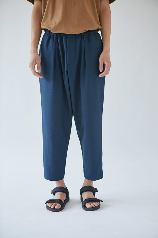 08. Pleated Trouser