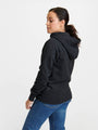 PURE WASTE - Pure Waste Zip Hoodie Anthracite, image no.4