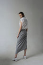 - VICHY DECONSRUCTED ASYMMETRIC SKIRT, image no.8