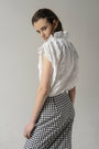 - VICHY DECONSRUCTED ASYMMETRIC SKIRT, image no.9
