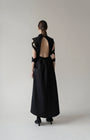 K M by L A N G E - BLACK OPEN BACK LENA DRESS, image no.9