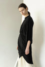 K M by L A N G E - BLACK TUNIC SHTORA, image no.4