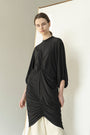 K M by L A N G E - BLACK TUNIC SHTORA, image no.5