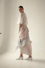 - VINTAGE FABRIC HVOSTY ASYMMETRIC SKIRT, image no.8