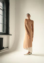 - ENDLESS SLEEVES nude tulle DRESS, image no.5