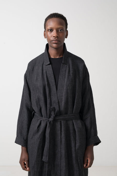 119B BELTED ROBE