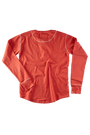 &SONS - The New Elder Henley Shirt Vintage Red, image no.3