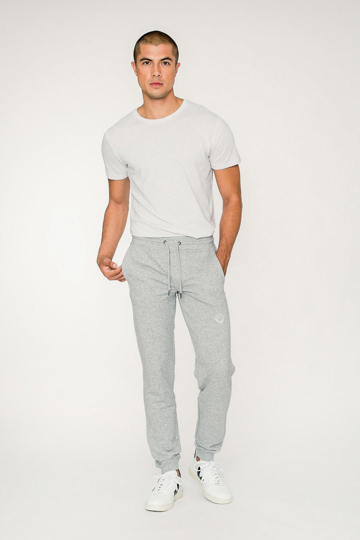 - Marked Sweatpants Grey