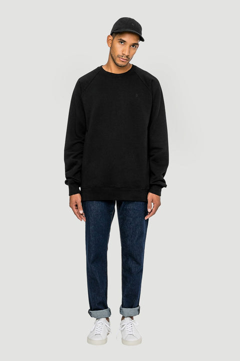 Rights Organic Sweater Black
