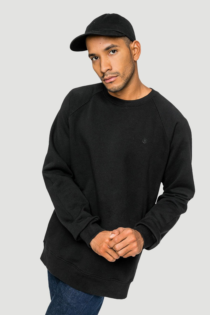 - Rights Organic Sweater Black