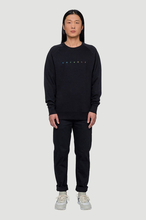 Spacing Sweatshirt Black