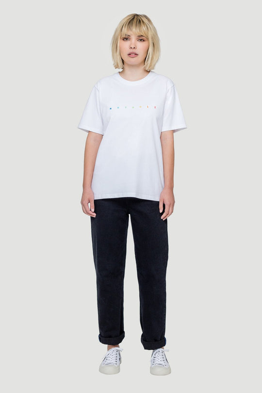 Spacing T-Shirt White W