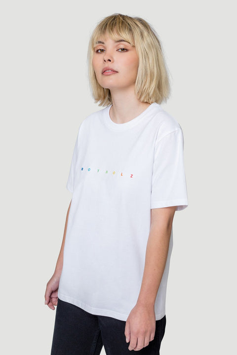 'Spacing' T-Shirt White