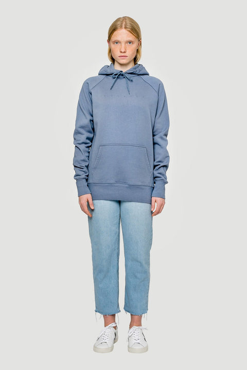 Spacing Oversized Organic Hoodie W