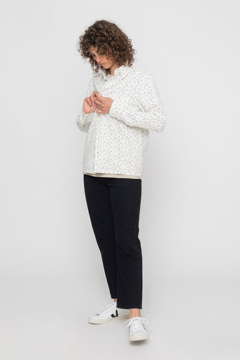 Dotted overshirt