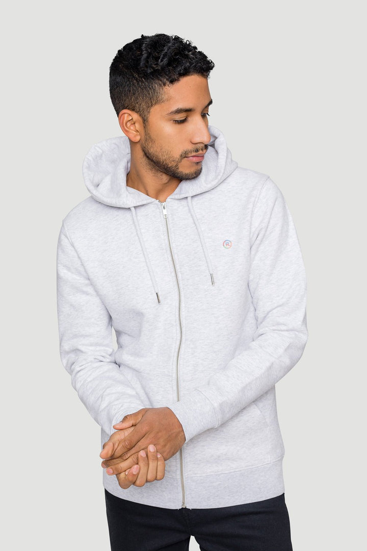 Rotholz - 'Rights' Bio Zipper Ash