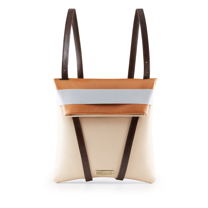 Maria Maleta - Backpack Sand
