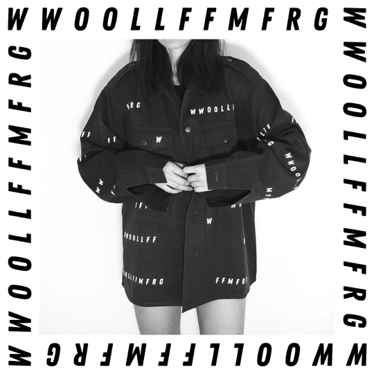 WWOOLLFF MFRG | Military Field Shirt