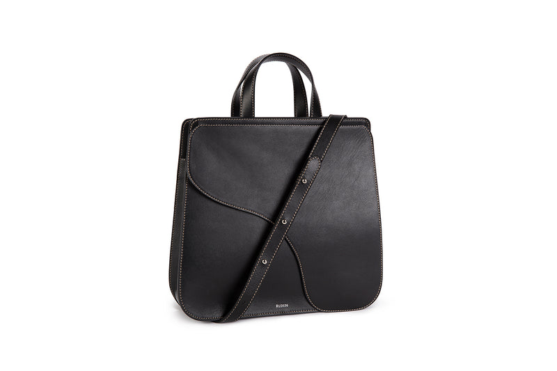 The Camille Tote Black