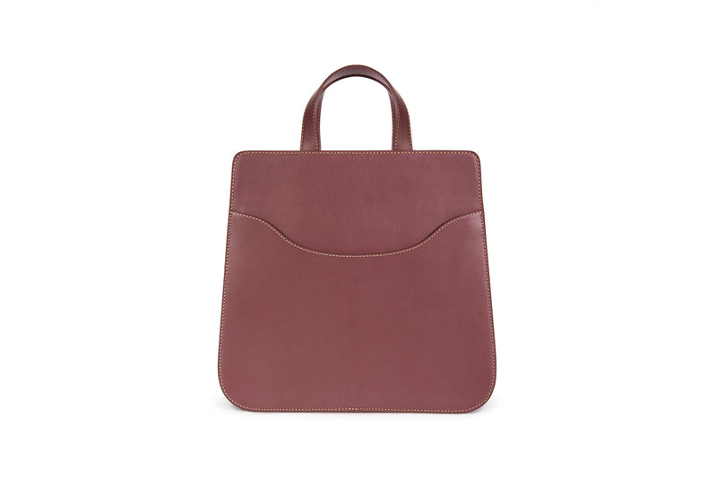 The Camille Tote Heather