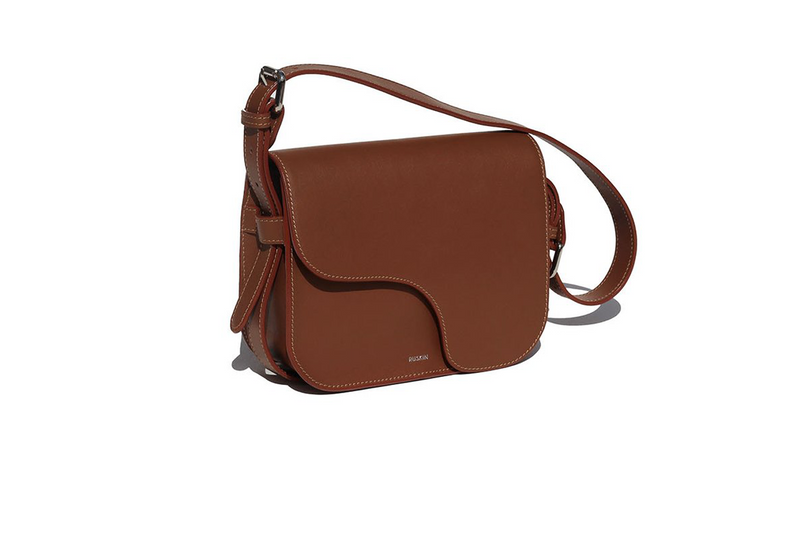 The Camille in Cognac Nappa Leather