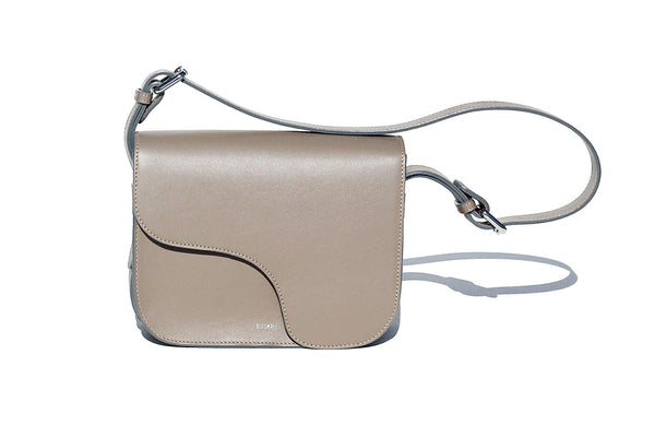 The Camille in Mud Nappa Leather