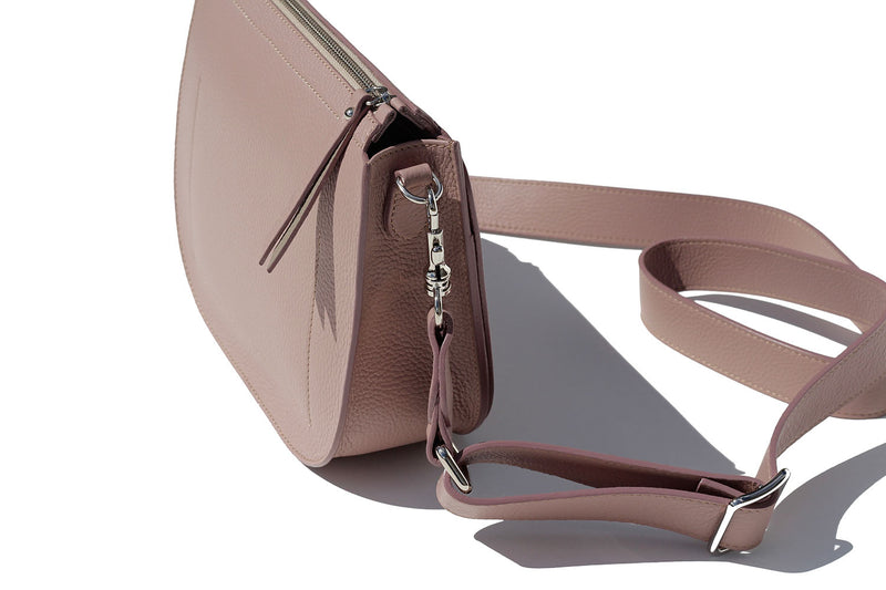 The Bennet in Dusty Pink Calf Leather