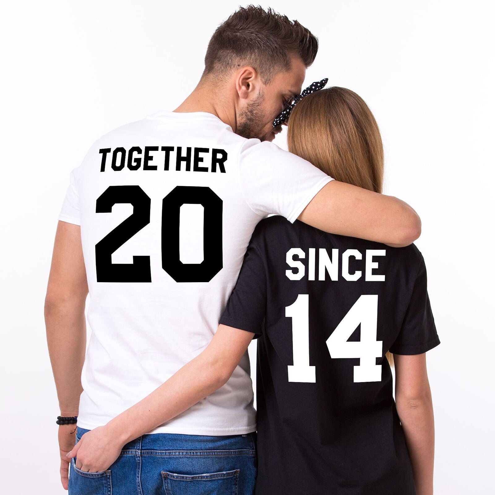 matching couples shirt for valentines