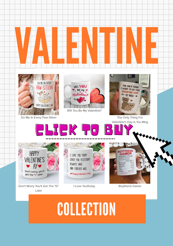 valentine's day collection for couples 2021