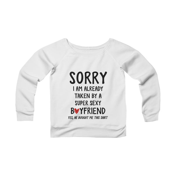 Taken By Sexy Boyfriend Valentines Gift - Christmas Gift For Couples