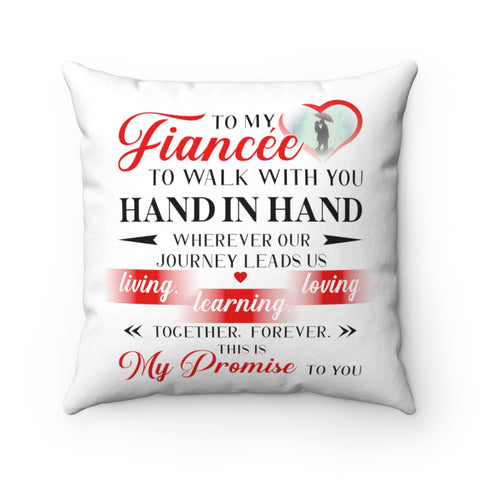 To my Fiancée Pillow - Magic Proposal