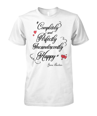 Couples Shirt for Fiance and Fiancee - Christmas Gift For Couples