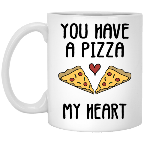 You Have A Pizza My Heart Mug - Magic Proposal
