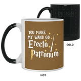 You Make My Wand Mug - Christmas Gift For Couples