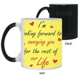 World's Best Fiance And Fiancee Mug - Funny Couple Gift Idea - Christmas Gift For Couples