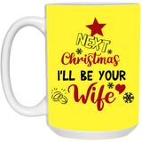 Best Christmas Gifts For Fiance Male 2019 - From Future Wife Mug - Valentine's Day Gift