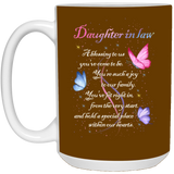 Mugs For Daughter In Law - Magic Proposal