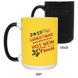 Best Christmas Gifts For Fiancee Female 2019 - Hot New Fiancée Mug - Magic Proposal