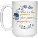 Best Mug For Mother In Law - Personalized Gift - Magic Proposal