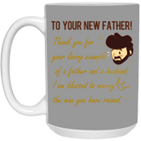 Mug For Father In Law - Christmas Gift For Couples