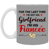 Couples Xmas Gift For Fiancee Her - Magic Proposal
