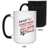 Best Christmas Gifts For Fiancee Female 2019 - Hot New Fiancée Mug - Christmas Gift For Couples
