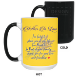 Future Mother In Law Gifts - Lavender Coffee Mugs - Christmas Gift For Couples