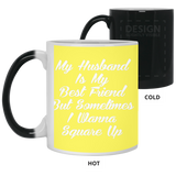 Funny Mug My Husband Is My Bestfriend - Magic Proposal