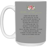 Wedding Mugs For Mother In Law From Bride - Christmas Gift For Couples