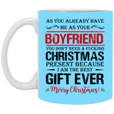 Fucking Christmas Present For Boyfriend - Christmas Gift For Couples