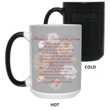 Meaningful Mug For Mother And Father Of The Groom - Magic Proposal