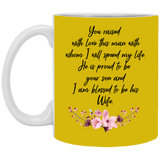Personalized Mug For Mom In Law - Magic Proposal