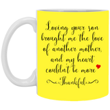 Awesome Coffee Mug for Mother-in-law - Christmas Gift For Couples